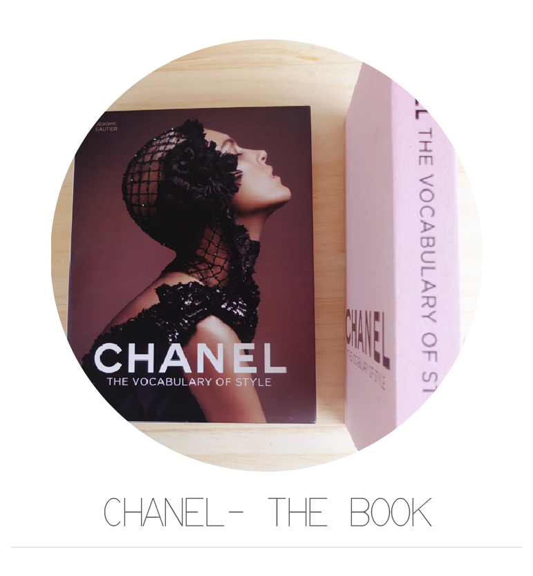 About Cool Books – Chanel The Vocabulary of Style