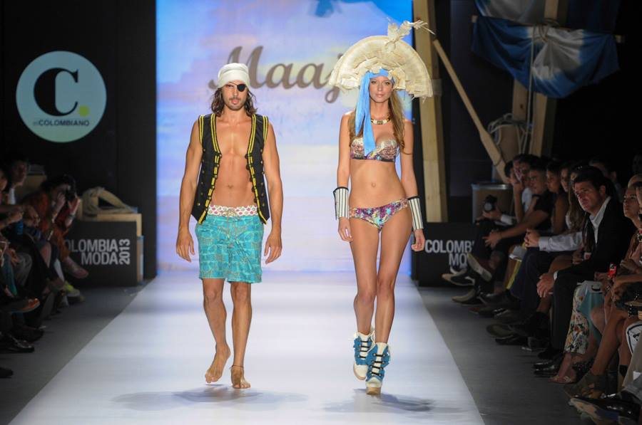 Maaji Swimwear Wayfarer collection